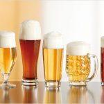 eau dans la bière